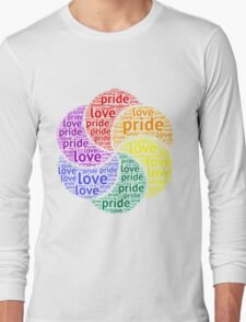 Love and Pride Long Sleeve T-Shirt
