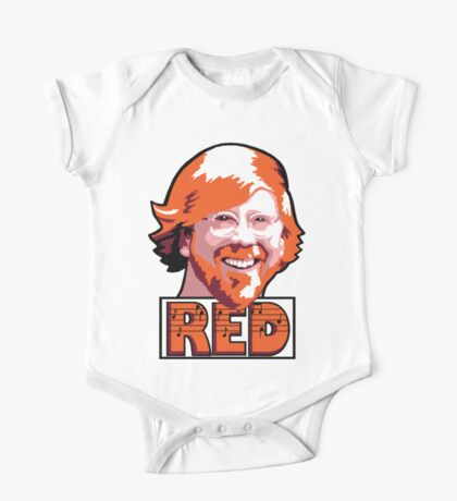 "Trey ""RED"" Anastasio One Piece - Short Sleeve"