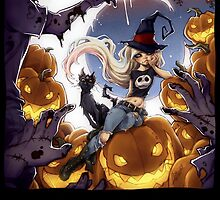 Rotten Romance Halloween by asurocks