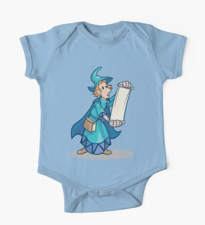 Ginger Mage One Piece - Short Sleeve