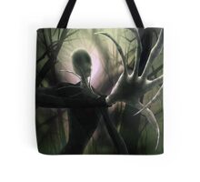 Him (the Slender Man) Tote Bag