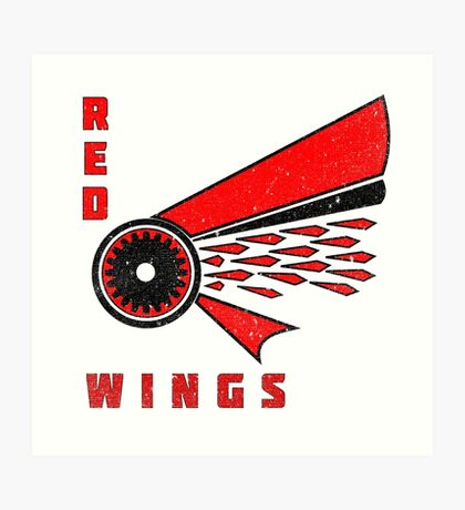 Wings For Charity! Art Print