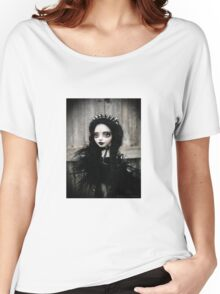 Gothic doll Women's Relaxed Fit T-Shirt