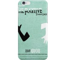The Fugitive iPhone Case/Skin