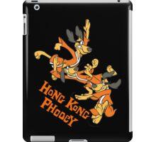 Hong Kong Phooey Tv 2 Cartoon iPad Case/Skin