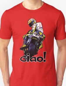Rossi Vale46 Ciao! Unisex T-Shirt