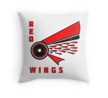 Wings For Charity! Throw Pillow