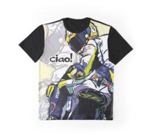 Rossi Vale46 Ciao! Graphic T-Shirt