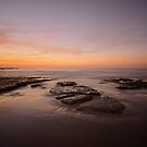 Sunset at Green Point by Imi Koetz