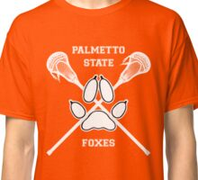 Palmetto State Foxes Logo Classic T-Shirt