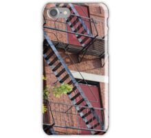 Abandoned Building in Bed-Stuy iPhone Case/Skin