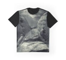 Separating Heaven And Earth Graphic T-Shirt