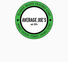 Average Joe's Scale Models S Unisex T-Shirt
