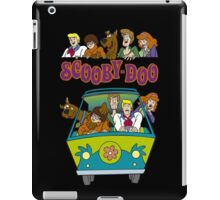 Scooby Cartoon Scooby-Doo iPad Case/Skin