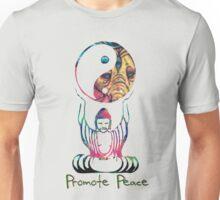 promote peace - buddha  Unisex T-Shirt