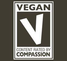 Rated V for Vegan by trekvix