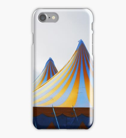 Circus Tents iPhone Case/Skin