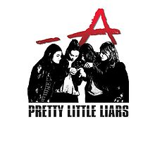Pretty Little Liars: On the -A Trail by Vixetches