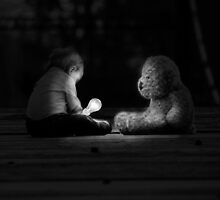 Nightime Friends by Randy Turnbow