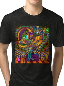 The Conductor of Consciousness Tri-blend T-Shirt