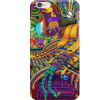 The Conductor of Consciousness iPhone Case/Skin