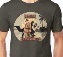 Tomb Explorers  Unisex T-Shirt