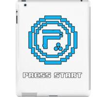 Periphery 8-bit Blue/Select Difficulty iPad Case/Skin