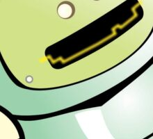 Floater Robot Sticker