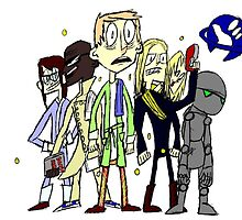Hitchhiker's Guide to Cartooning by DoctorHudson