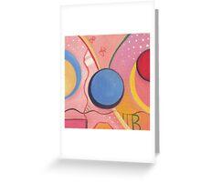 The Joy of Design XVII Greeting Card