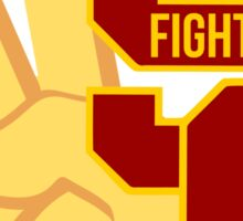 USC Fight On Sticker