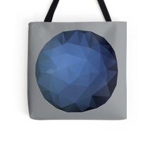 The Blue Giant - A Faceted View of the Planet Neptune Tote Bag