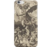 Angels and Demons iPhone Case/Skin
