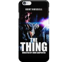 THE THING iPhone Case/Skin