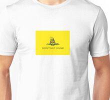 DON'T NUT ON ME Unisex T-Shirt