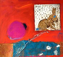 The Blue Eyed Rabbit by Susan Grissom