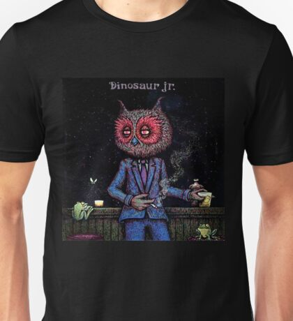 dinosaur jr album covers ampyang Unisex T-Shirt