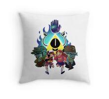 Gravity Falls Throw Pillow