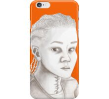 Tricia, Orange Is the New Black iPhone Case/Skin