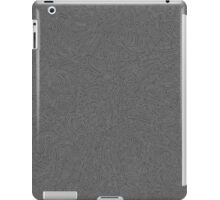 Abstract #002 Cells (Gray) iPad Case/Skin