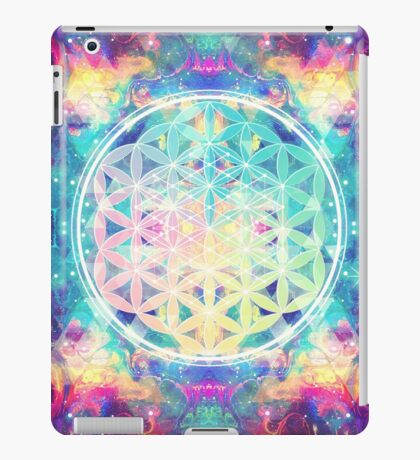 Flower Of Life 03 iPad Case/Skin