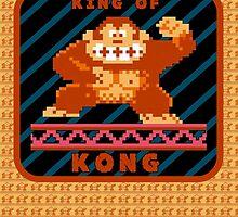 King of Kong by MrPeterRossiter