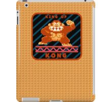 King of Kong iPad Case/Skin
