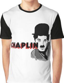 Charlie Chaplin Graphic T-Shirt