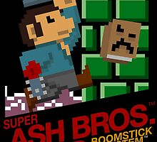 Super Ash Bros. (Poster, Etc.) by Grawskioski