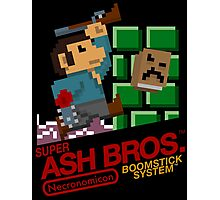 Super Ash Bros. (Poster, Etc.) Photographic Print