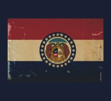 Missouri State Flag VINTAGE by USAswagg