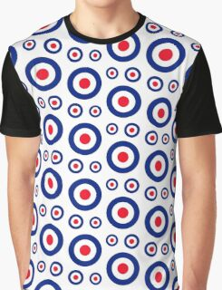 Classic Roundel Target Graphic Graphic T-Shirt