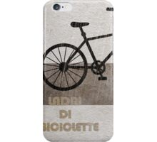 Ladri di biciclette iPhone Case/Skin