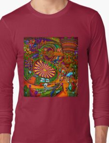 Carnival of the Abyss Long Sleeve T-Shirt
